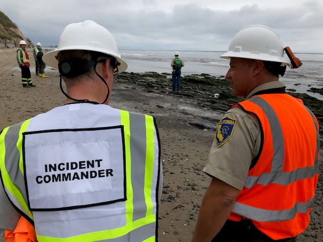 Unified Command concludes response to crude oil release in Goleta