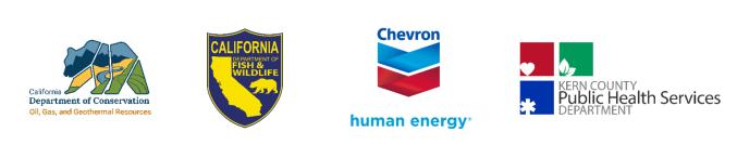 Cymric oil spill logos